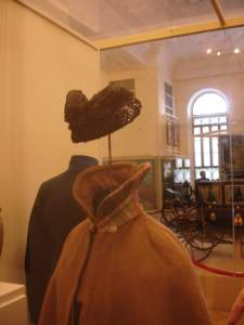 Bird hat State Historical Museum Moscow