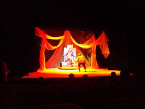 Koschei at the Ethnographic Theatre Moscow
