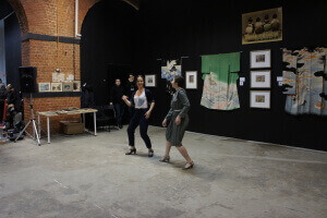 Museum of Moscow lindy hop