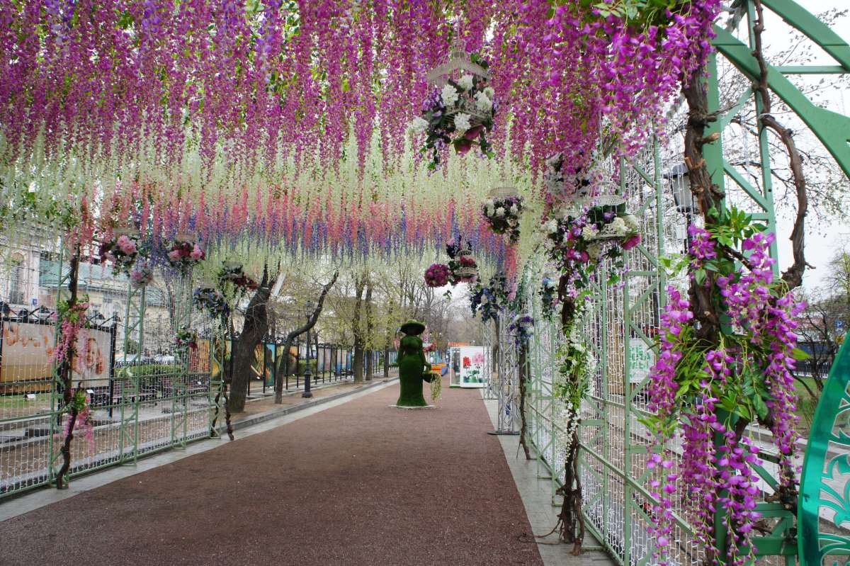 5 Ways to Celebrate Spring in Moscow, Russia