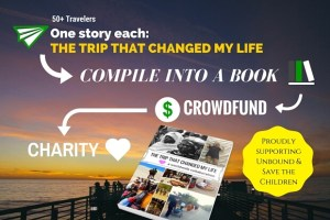 The Trip That Changed My Life Infographic