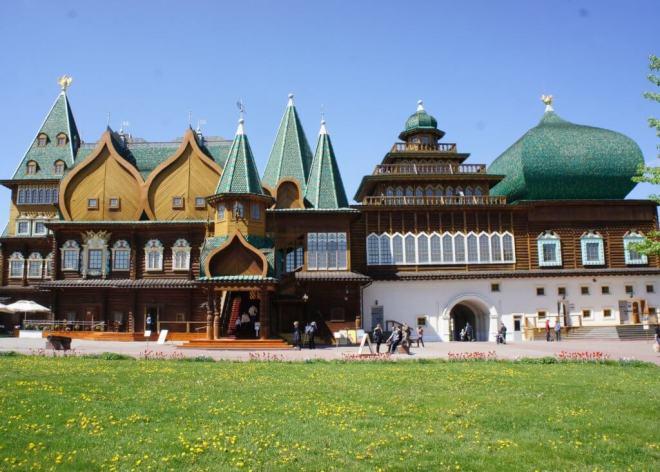 Alexei Mikhailovich Palace Kolomenskoye Moscow