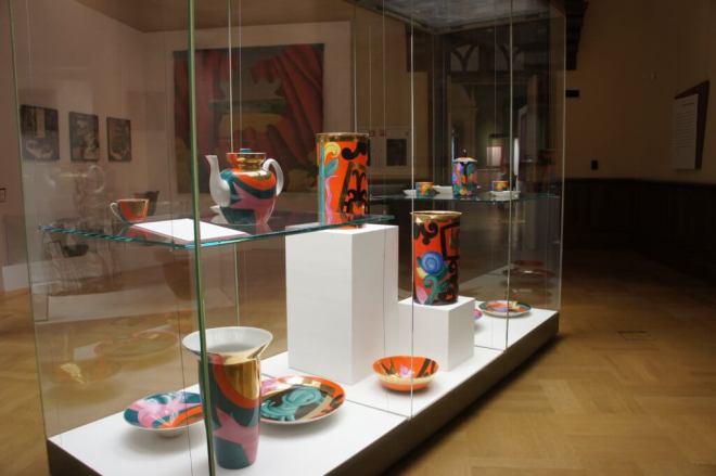 Ceramics Tsaritsyno Moscow