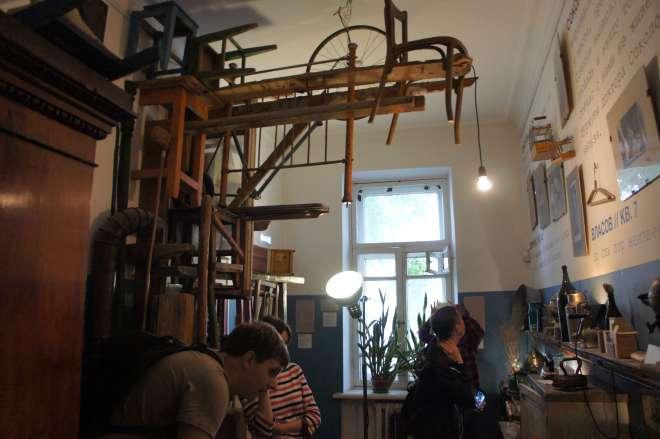 Bulgakov Museum Moscow Kitchen