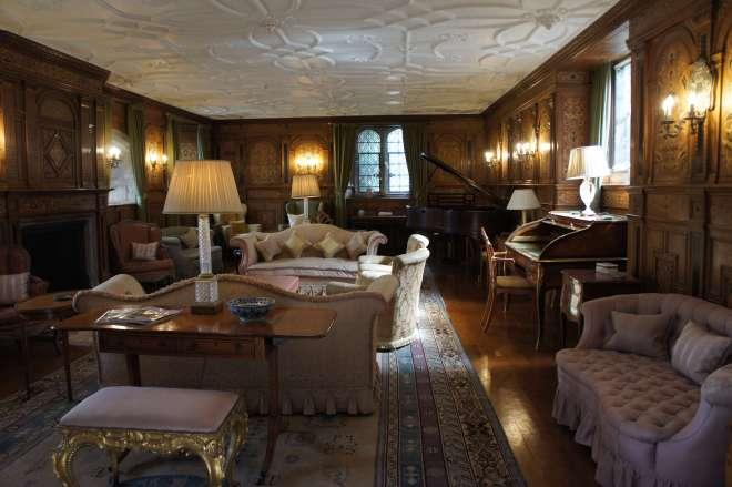 Hever Castle Interior Kent