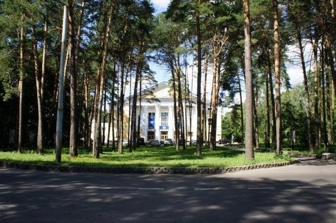 Public Building Dubna Russia