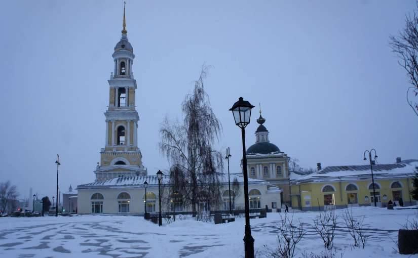 What to do in Kolomna, Russia in a snowstorm
