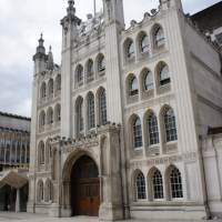 Guildhall Art Gallery in London: go for the Romans, stay for the plates