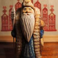 How to celebrate New Year in Russia with Ded Moroz and Snegurochka