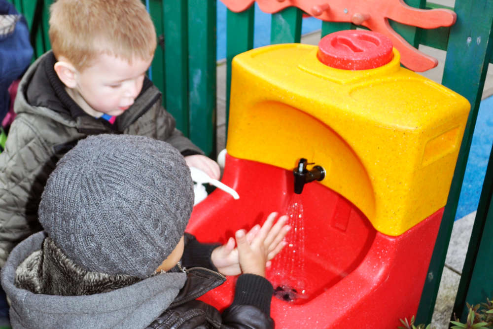 Norovirus outbreaks: why kids need to be taught to use soap and water hand washing