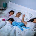 stop co-sleeping