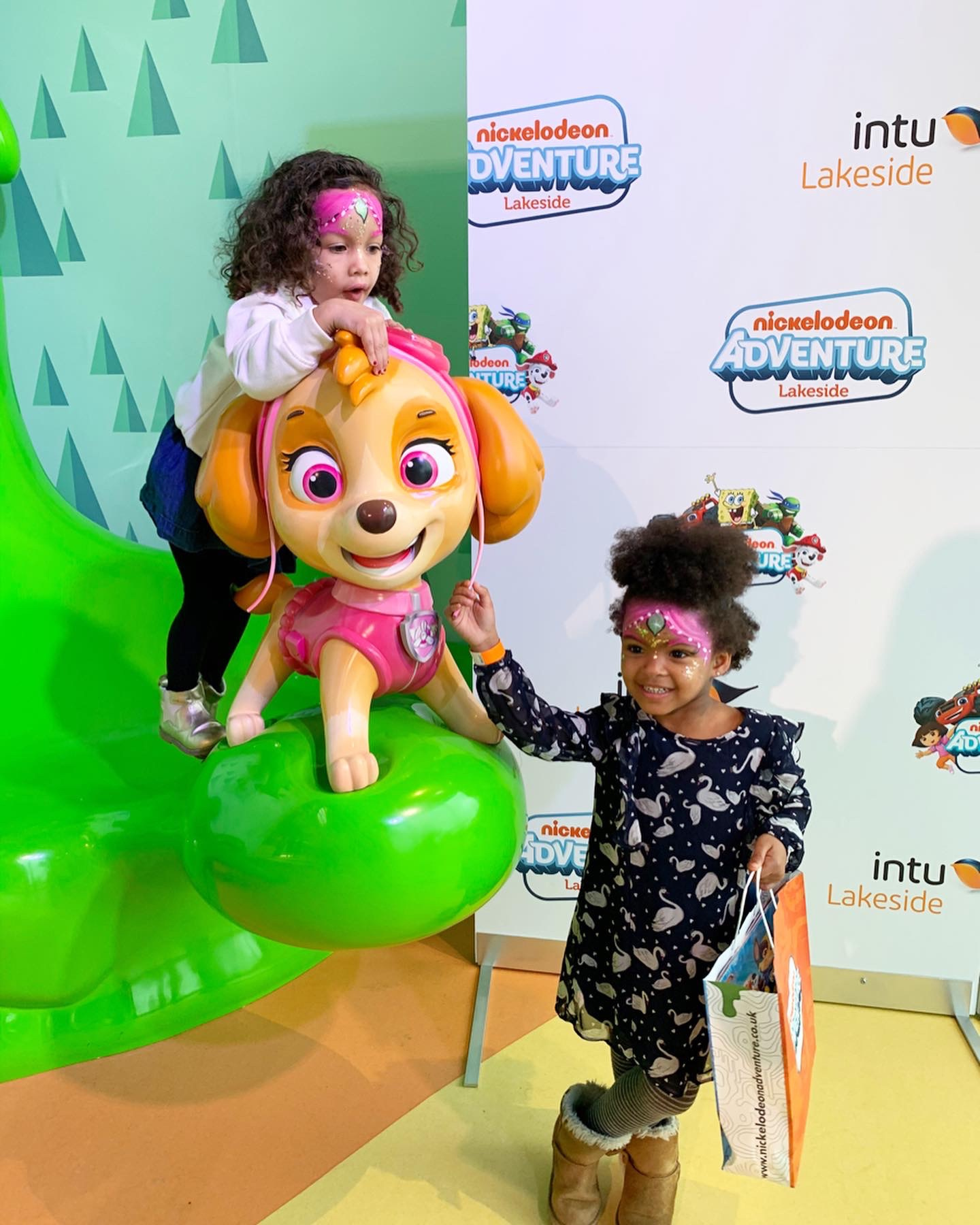 Review Nickelodeon Adventure Lakeside Kiddo Adventures