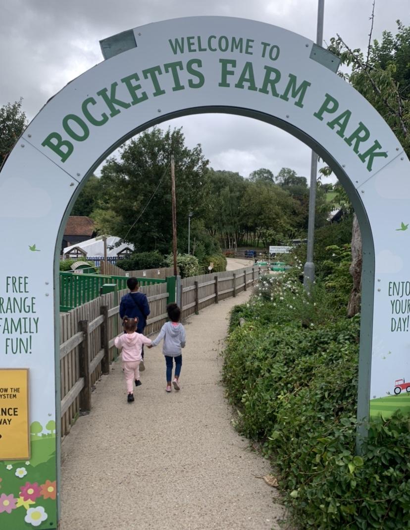 Review Bocketts Farm Kiddo Adventures