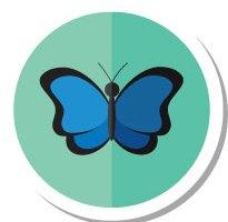 Blue Morpho OS Overlay