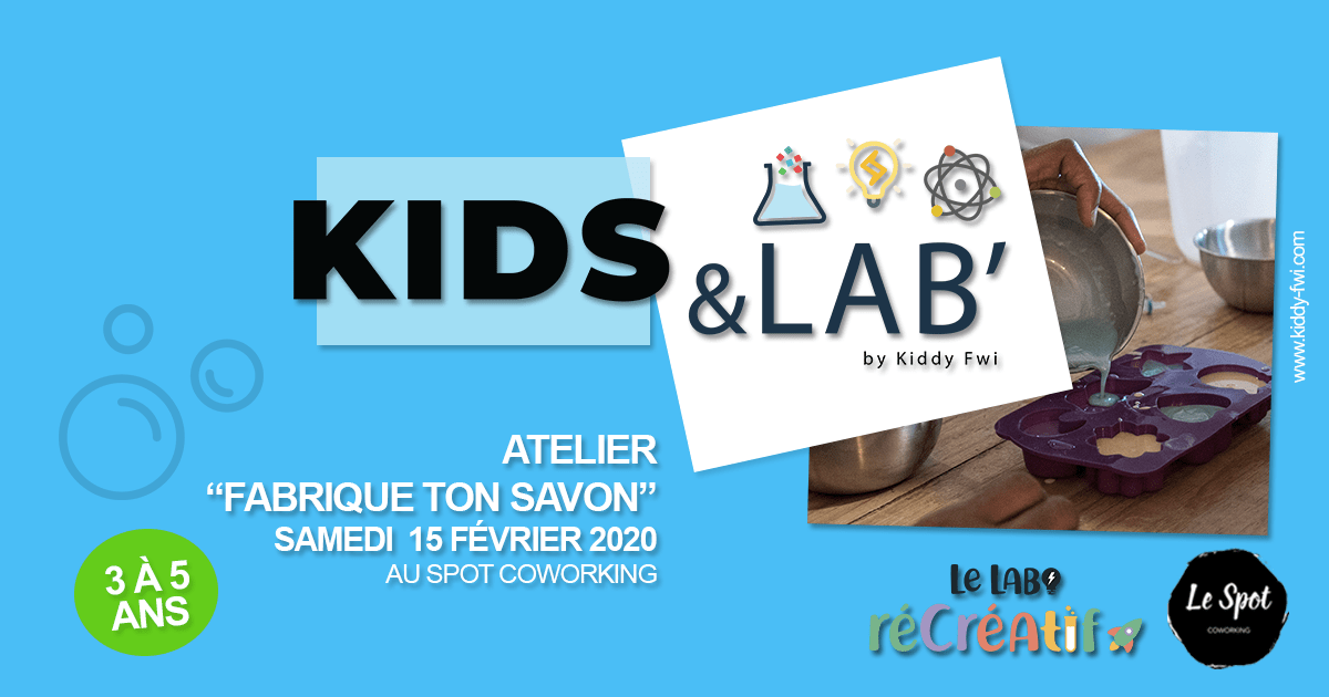 atelier enfant do it yourself fabriquer un savon