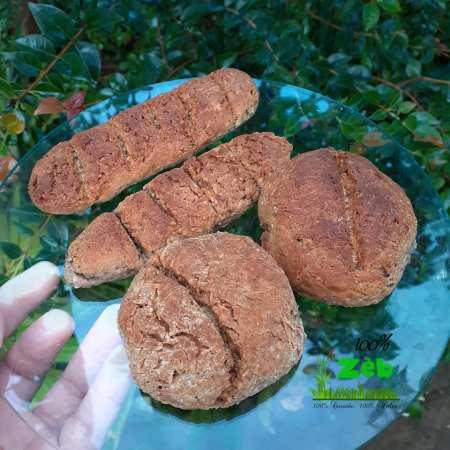 pain à la farine de banane