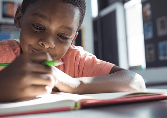 bienfaits écriture chez les enfants