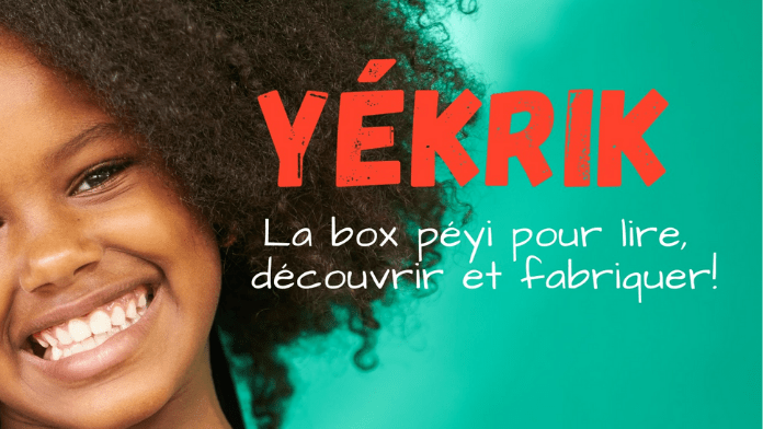 box enfants yékrik