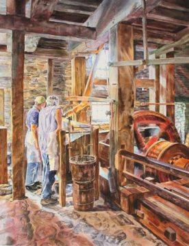 Burwell-Morgan Mill