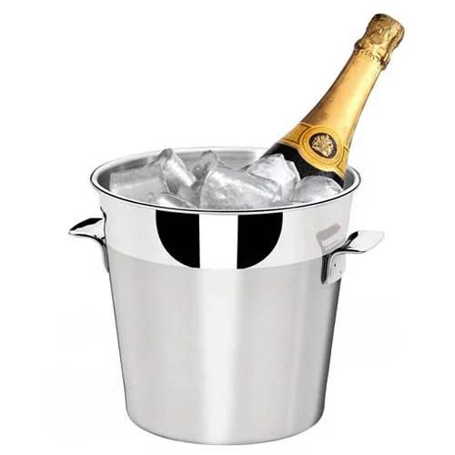 Balde para champanhe