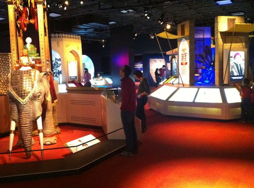 "The ""1001 Inventions"" exhibit at Nat Geo is as cool as it looks"