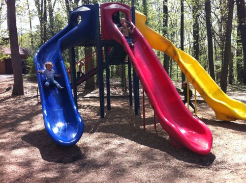 Adventure Playland at Cabin John Regional Park