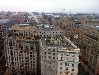 Rooftop gardens!