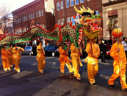 Celebrate the Year of the Snake in Chinatown on Sunday