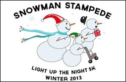 snowman_stampede_logo