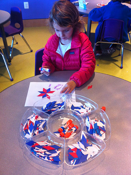 Creating American Indian-inspired art at imagiNATIONS