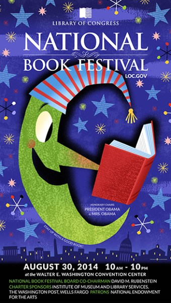 The 2014 Library of Congress National Book Festival ...