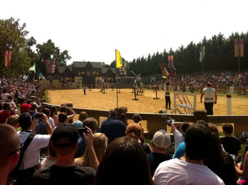 Did you know jousting is Maryland's state sport?