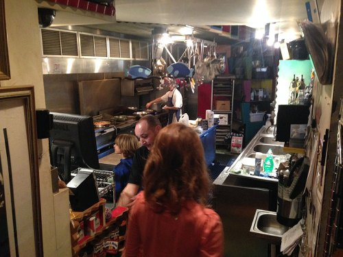 Too many cooks in the kitchen? Nah.
