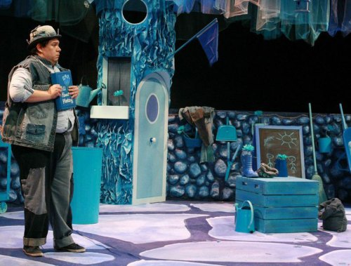 Catch Blue at Imagination Stage through April 12