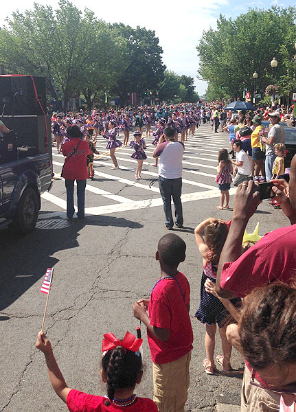 "Capitol Hill's ""little"" neighborhood parade"