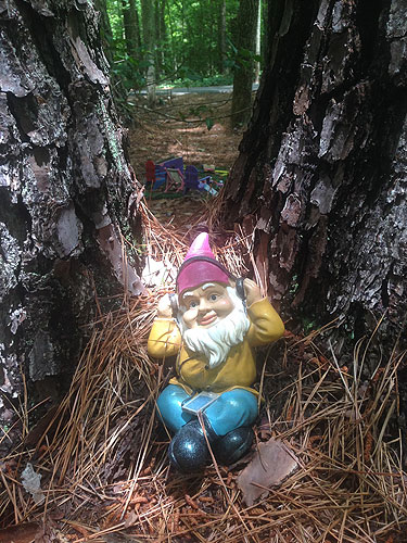 Gnome In Garden: Artistic Delights And Fairy Inspiration At Annmarie