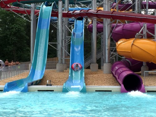 Make  splash at Soak City in Kings Dominion