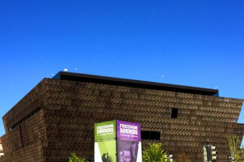 Celebrate the grand opening of the National Museum of African American History and Culture at the Freedom Sounds Festival
