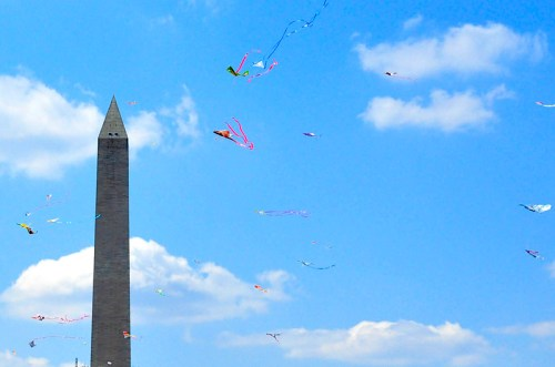 Go fly your kite at the Washington Monument this weekend