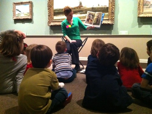 The National Gallery of Art's Drop-In program returns this summer