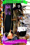Cool Witch Broom Craft for Halloween - Made From Paper Bags, and Construction Paper!-broom-sides