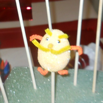 The Lorax craft!