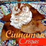 Cinnamon Crispas