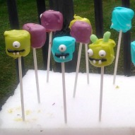 Ugly Doll Recipe, Ugly Doll idea, Ugly Doll Marshmallow Treat, Ugly Doll Dessert, A fun thing to do with kids, A fun thing to do with kids in Connecticut, A fun thing to with kids in MA, A fun thing to do with kids in Rhode Island