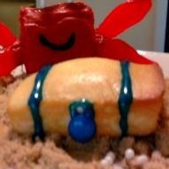 Ocean birthday cake, Pirate birthday cake, Ariel birthday cake, A fun thing to do with kids, A fun thing to do with kids in Connecticut