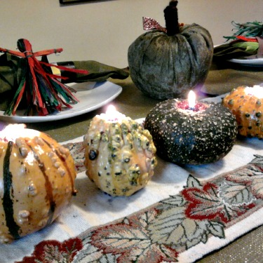 candles-in-gourds