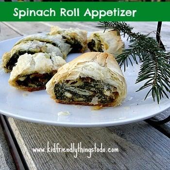 Spinach & Feta Cheese Bites