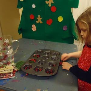 icicle bird feeder wreath craft