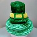 Leprechaun Hat Cupcake
