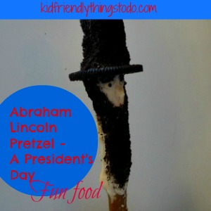 Abe Lincoln Pretzel